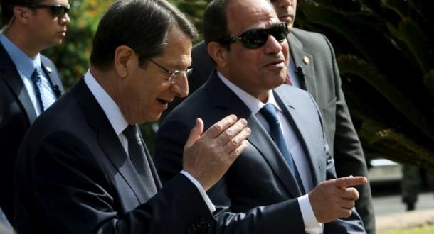 Egypt-Cyprus