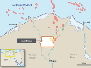 SDX makes second gas discovery in South Disouq,Egypt
