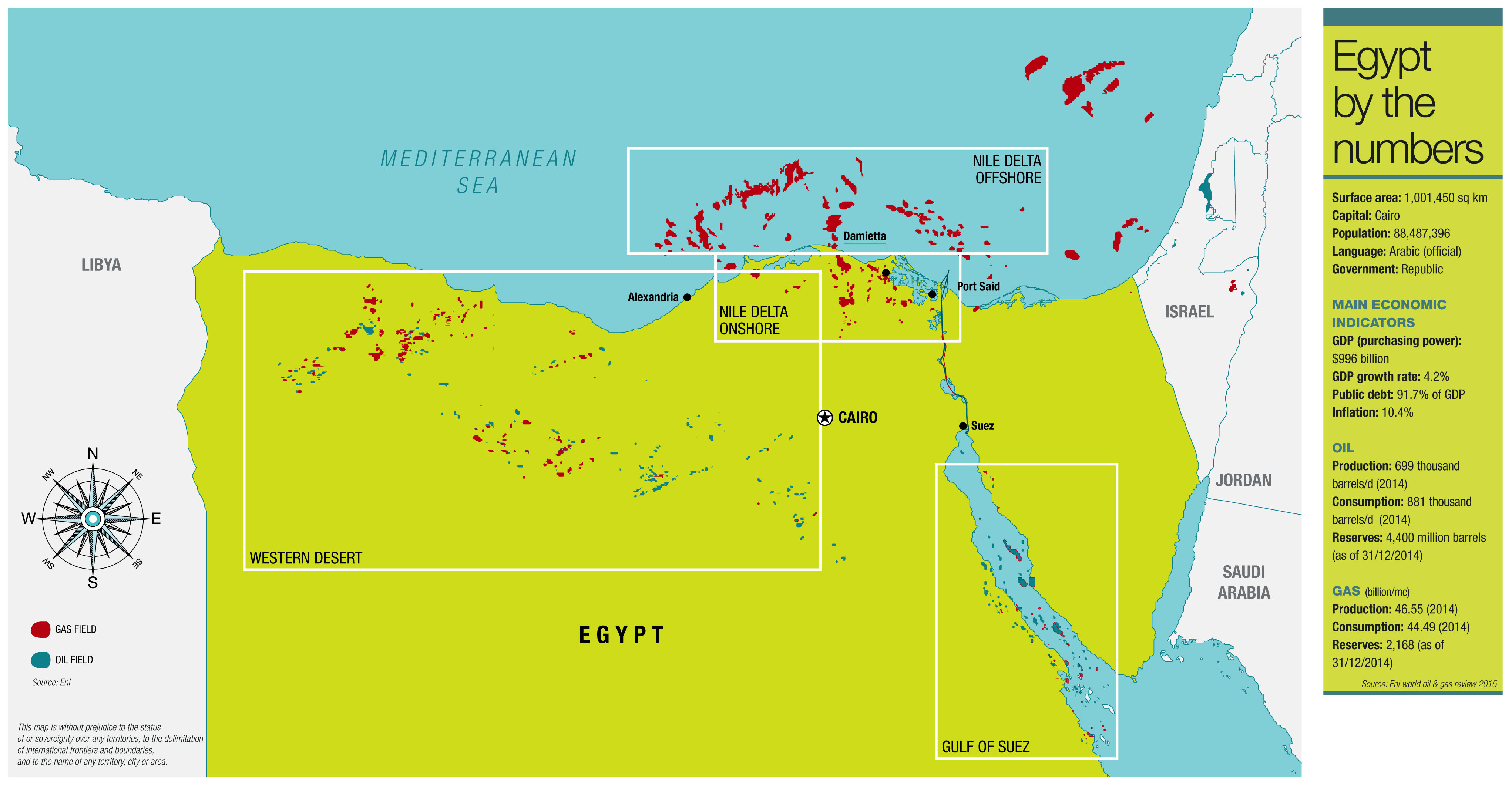 Its About Oil US Companies To Begin Drilling In Egypt Blind - Map of just egypt