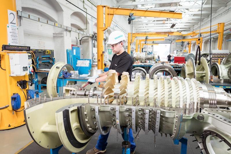 Dresser-Rand Geschäft liefert Turbinen-Gensets für das ägyptische Gasfeld Zohr / Dresser-Rand business to supply turbine-generator sets for Egypt's Zohr gas field