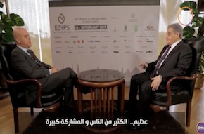 Video: EGYPS interviews with CEOs of Eni & BP, DMGEvents