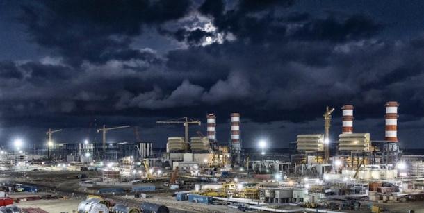 Burullus-Power-Plant