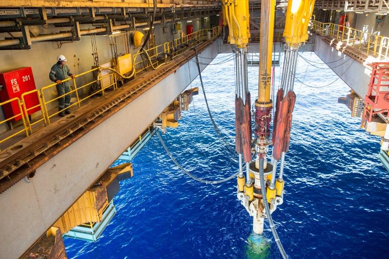 BP Egypt drilling