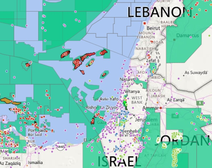 east-med-oil-gas-map