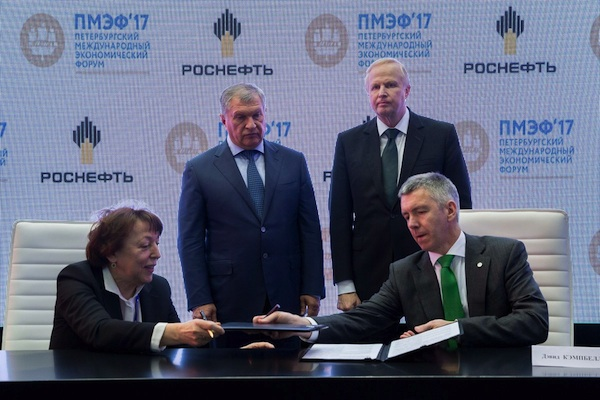 BP-Rosneft
