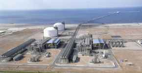 EGAS exports 200 mmcf/d of gas through Shell's Idkuplant