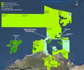 Dana Gas and BP to drill exploration wells in the Nile Delta next month