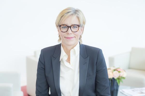 DEA CEO Maria Moraeus Hanssen