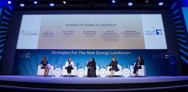 ADIPEC - Women in Energy