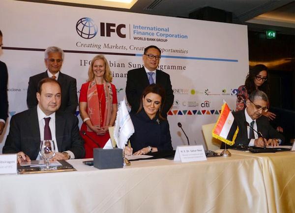 IFC Benban Signing