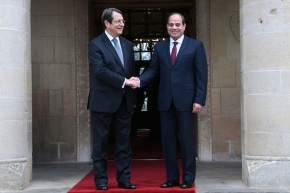 Egypt, Cyprus to start talks on agreement to construct gaspipeline
