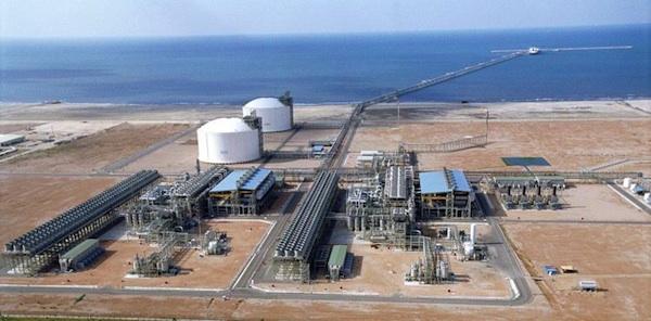 LNG Plant Idku