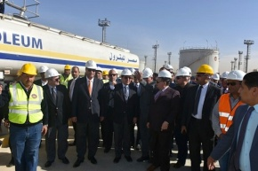 Misr Petroleum begins trial runs on $30m Badr oil storagecomplex
