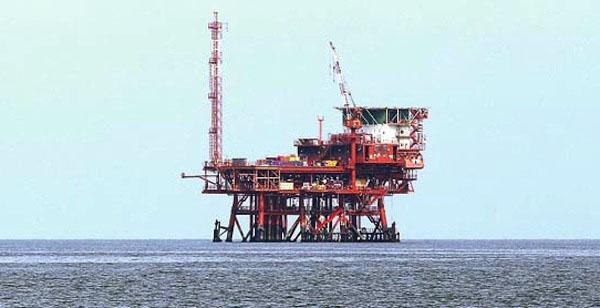 zohr offshore platform