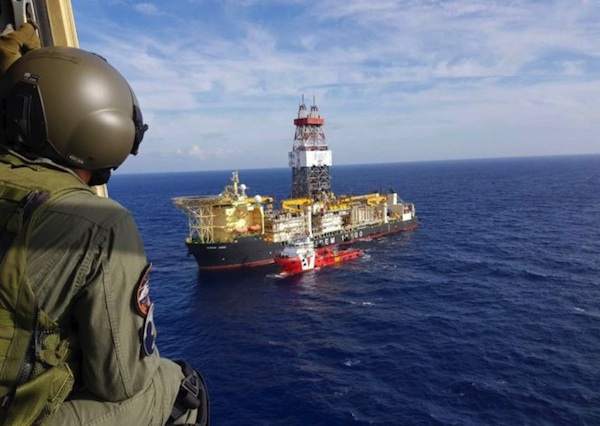 Cyprus Drilling