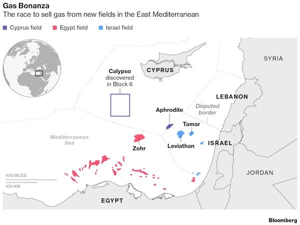 East Mediterranean
