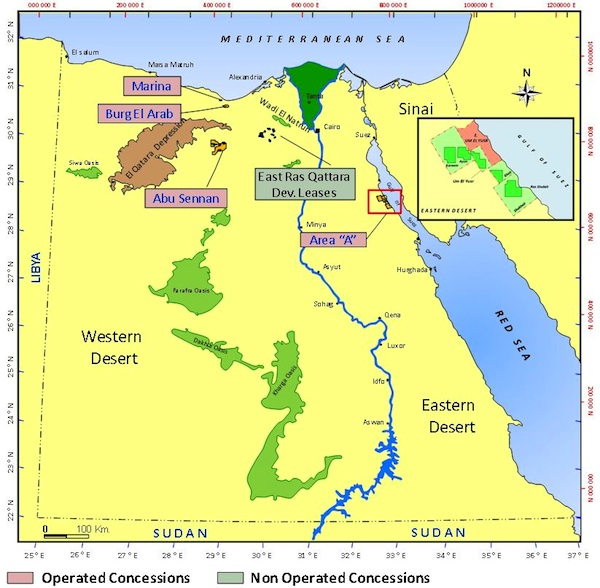 Kuwait Energy Egypt