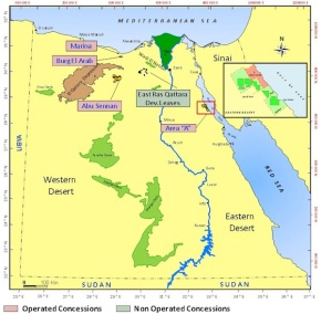Kuwait Energy announces oil discovery at Area A in Egypt's Eastern Desert