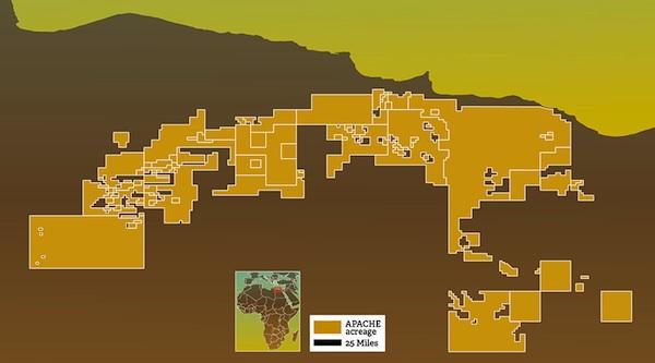 Apache Egypt