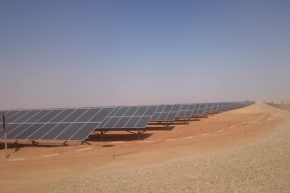 Egypt inaugurates first phase of 1.8 GW Benban solarpark