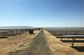 Bloomberg: Desert Sun to Power Upper Egypt with $2.8 bn SolarPark