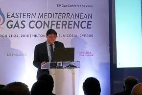 EMGC '18: Eni sees rapid development of East Med natural gas withZohr