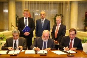 Egypt, EU sign Memorandum of Understanding for energycooperation