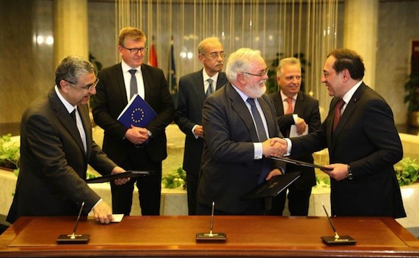 Egypt, EU sign Memorandum of Understanding for energy cooperation