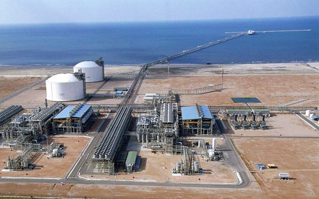 LNG Terminal in-Egypt