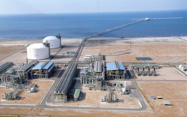 LNG Terminal in Egypt